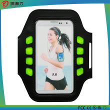 Waterproof Neoprene Armband Phone Case with Rechargeable Battery