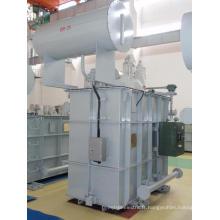 ONAF 500 KVA / KV transformateur de four électrique a
