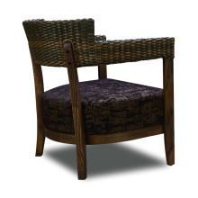 Leisure indoor Rattan dining chair