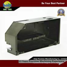 Photographischer Gebrauch-Gehäuse anodisierter CNC-Aluminiumbearbeitung Fall