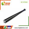 Logo de l'usine Matériau en aluminium imprimé Éclairage multifonction Super Bright Rechargeable 3Watt led Torche de lanterne de baseball