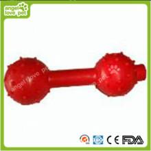 Dog Rubber Dumbbell Pet Dog Toy