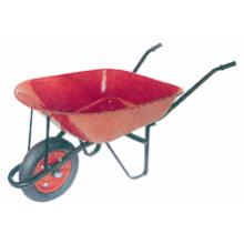 Cheaper Red Wheel Barrow WB7400