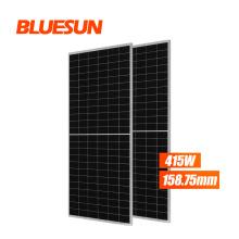 Bluesun solar panels china mono solar panel roof 410w 405w 400w 395w CE TUV certified