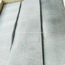 Malla de alambre tejida de acero inoxidable 304 316L