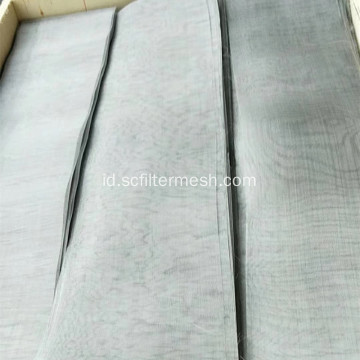 304 316 Stainless Steel Tenunan Off-pemotongan Wire Mesh