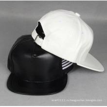 Мода PU синтетическая кожа хип-хоп Trukfit Trucker шапки (YKY3306)