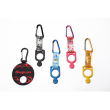 Enrouleur Badge mousqueton avec sangle PVC