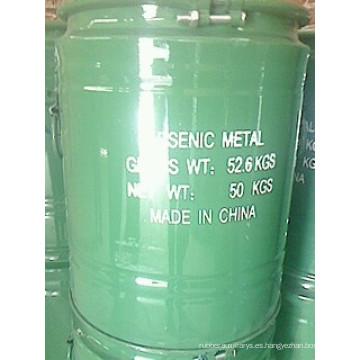 Arsénico Metal