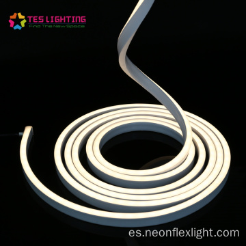 Flex Neon Lighting IP68 Impermeable Luz para decoración exterior