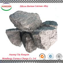 Inoculante de aluminio del calcio del bario del silicio fábrica de cinco estrellas