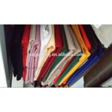 Prix usine le polyester / coton 80/20 21 * 21 100 * 50 57 / 58'ding tissu