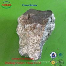 Ferro Chrome para la fabricación de acero