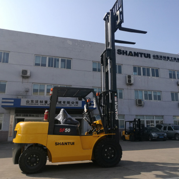 7 tonnes fork lifter truck with CE
