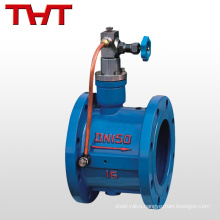dual flanged back oil patch nodular cast iron check valve
