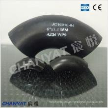 Cotovelo de baixa temperatura Sr / Lr A420 Wpl3, Wpl6, Wpl9