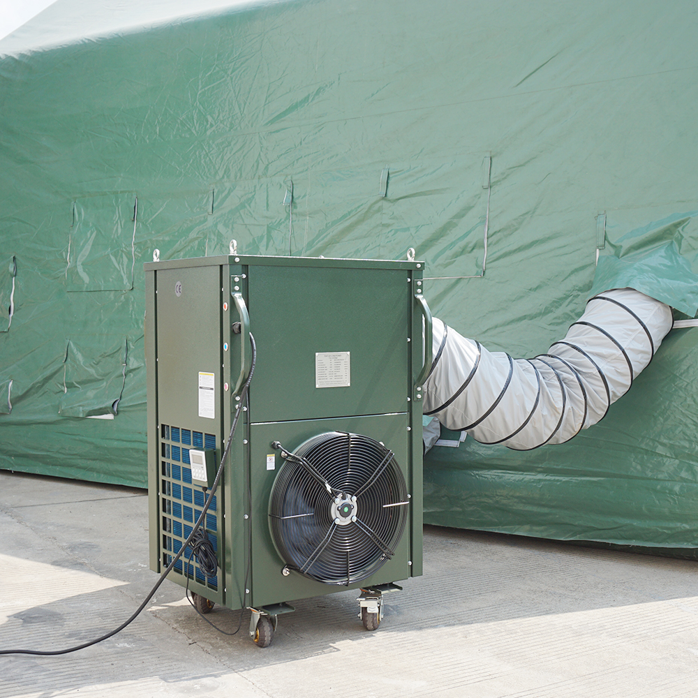 military air conditioner brand
