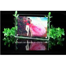 Heißer Verkauf Crystal Photo Frame für Geschenk