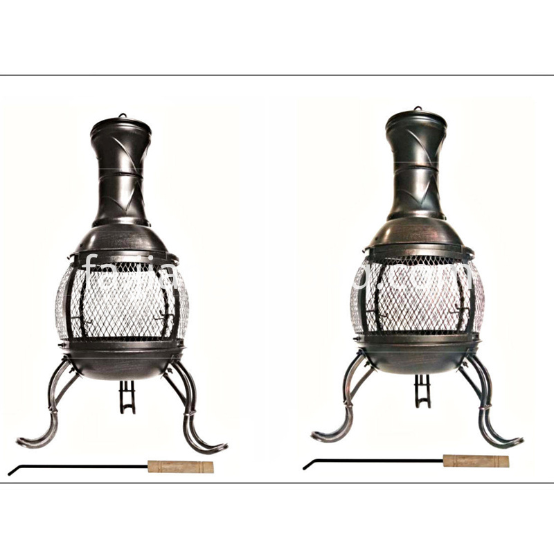 Mouse Over Image To Zoom Have One To Sell Sell It Yourself Large Outdoor Fire Pit Firepit Patio Heater Brazier Garden Stove Chiminea Bbq