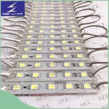 5PCS RGB Einspritzung LED-Kanal-Buchstabe-Zeichen-Modul-Licht