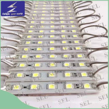 Luz del módulo de la muestra de la letra del canal de la inyección LED de 5PCS RGB
