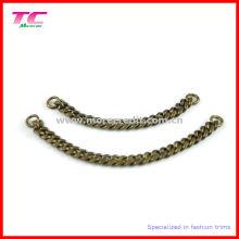 Латунная металлическая цепочка для одежды