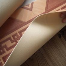 Plancher imprimé par éponge de PVC pour l'intérieur