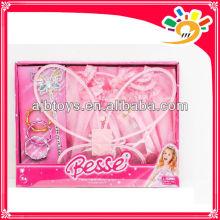 ¡La nueva llegada! La princesa bonita rosada hermosa viste el juguete para los cabritos