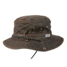 Chapéu da caça da pele do óleo / chapéu da cubeta / chapéu da pesca / chapéu flexível