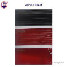 1mm Dicke Acrylplatte für Küchenschrank