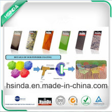 Eco Friendly Ral Color Spray Paint Powder Coating