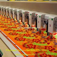 Toalha informatizada / Stitch Chain / Chenille Embroidery Machinery misturado com TCD