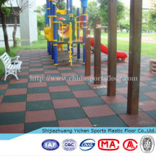 outdoor basketball court rubber mat