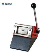 54*85,7 мм Ручная пластичная карточка умирает резец пробивая машины карточки PVC в Ухань