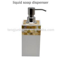 Canosa pearl shell mosaic measurement pump dispenser