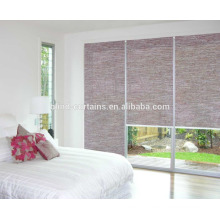 plastic chain jacquard roller curtains fabric