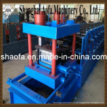Halbautomatische C-Kanal-Profiliermaschine (AF-CZ80-300)