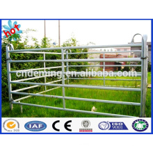 Easy install metal livestock farm fence panel/cattle livestock panels and gates for sale