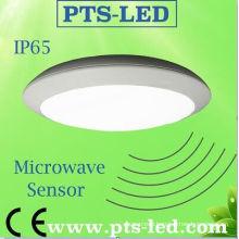 12-28W Waterproof LED Ceiling Light with Motion Sensor Emergency (IP65