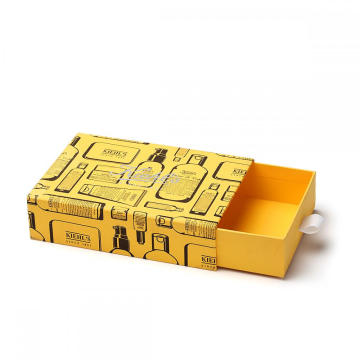 Sliding Drawer Paper Boxes dengan Pull