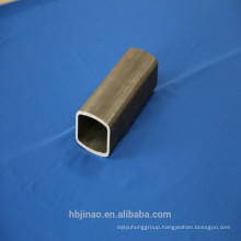 seamless technique wall thickness 1-12mm rectangular steel pipe
