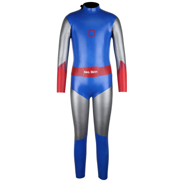 Seaskin Junior 3 / 2MM Triathlon Back Zip Wetsuit