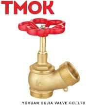 brass nickle plating vertical safety valve