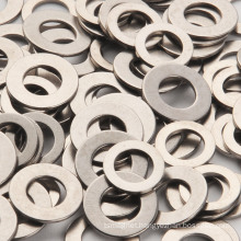 Ring Magnet, NdFeB Iron Boron Permanent Magnet with Nickle Plating