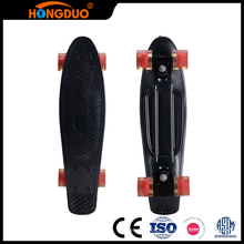 Finely processed cheap good fish skateboard 4 wheel veneer wholesale