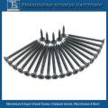 3,5 * 25mm C1022 Hardend Stahl Schwarz Phosphatierte Trockenbau Schrauben