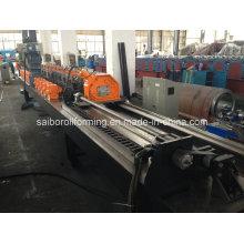 Máquina de moldagem de pergaminho de velocidade rápida e rolo de trilhos com perfuração (60 m / min)