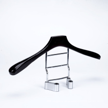 Assessed Supplier PENGFEI luxury car wooden hanger for coat suit and formal