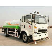 Camión cisterna de agua de servicio liviano 80000L