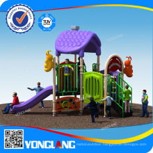 Outdoor Playground with TUV Standards